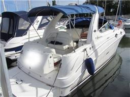 Sea Ray Boats 315 SUNDANCER