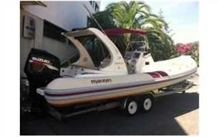 Marine Services Mariner 830