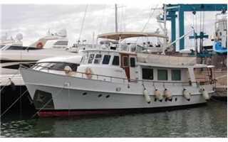 Vripak Yachting Navetta