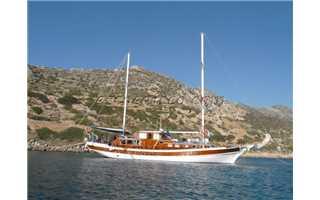 Bodrum Shipyard Caicco ATL 335