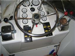 Bertram Yacht 28' Moppie