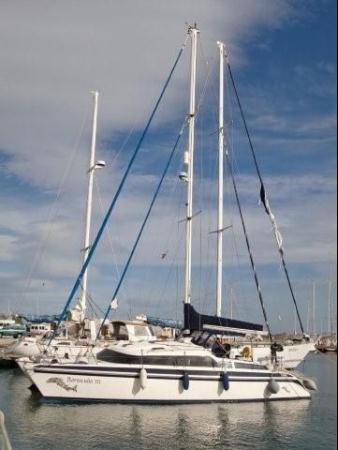 Prout Catamarans Escale 39