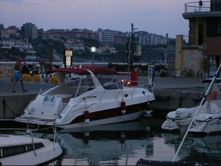 Mano' Marine Cruiser 26.50