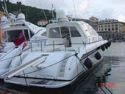 Cantiere Navale Arno Leopard 23