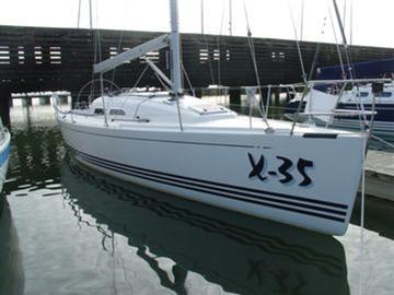 X Yachts X - Yacht 35