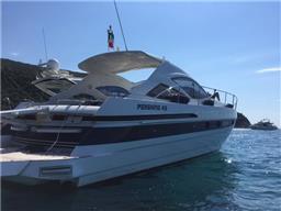 Cantieri dell'Adriatico PERSHING 43