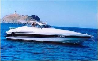 Cantieri dell'Adriatico PERSHING 40
