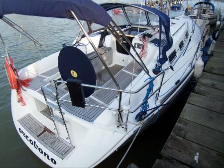 Dufour Yachts 365 GL