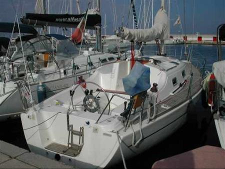 Blu Phoenix Yacht Sailing Hurricane 315 I.M.S