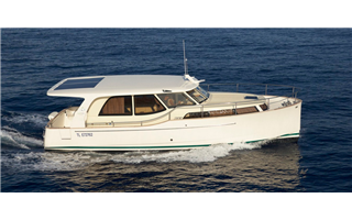 Seaway Yachts GRENNLINE 33 HYBRID