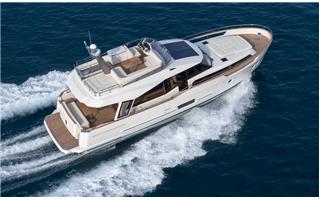 Seaway Yacht Greenline 48 fly hybrid
