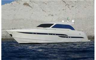 Multi Yacht Compositi 78 Open