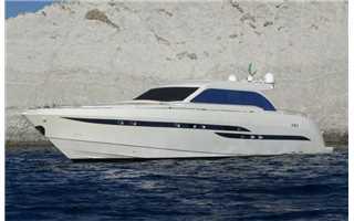 Multi Yacht Compositi 78 Open