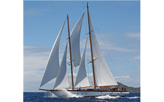 Sangermani Sailing yacht