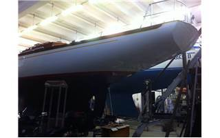 Sangermani Yawl 50 Ketch