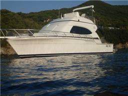 Bertram Yacht 390 Convertible