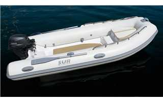 Surmarine EASY 370 + Suzuki DF 20 AEL