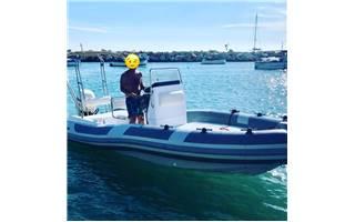 Marlin Boat MARLIN 18FB