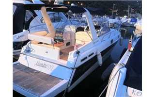 Riviera Boat CABRIO CABIN 258