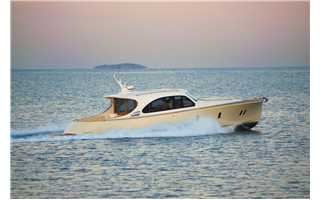 Seven Seas Yachts Legend 54