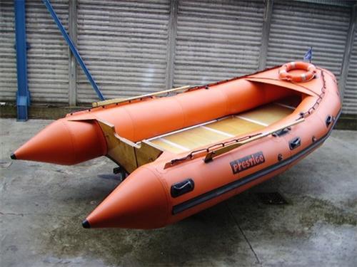 501 Jumbo boat professional