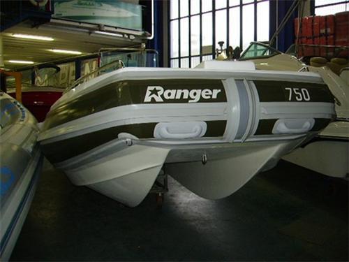 Ranger 750 catamarano seconda serie