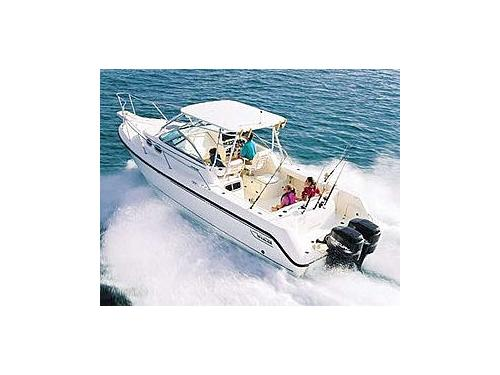 Boston Whaler 295Conquest