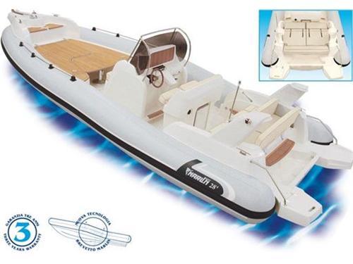 Marlin Boat MARLIN 28 FB