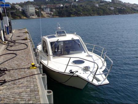 Cantiere nautico spinella giglio 25 usato in vendita for Cabine di giglio selvatico