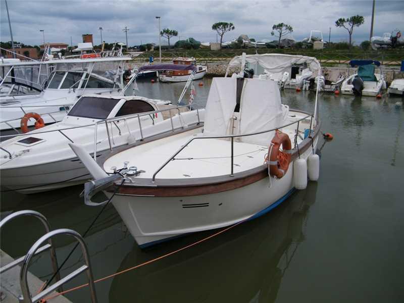 Sciallino sciallino 23 consolle centrale usato del 2008 in for Cerco acquario per tartarughe usato