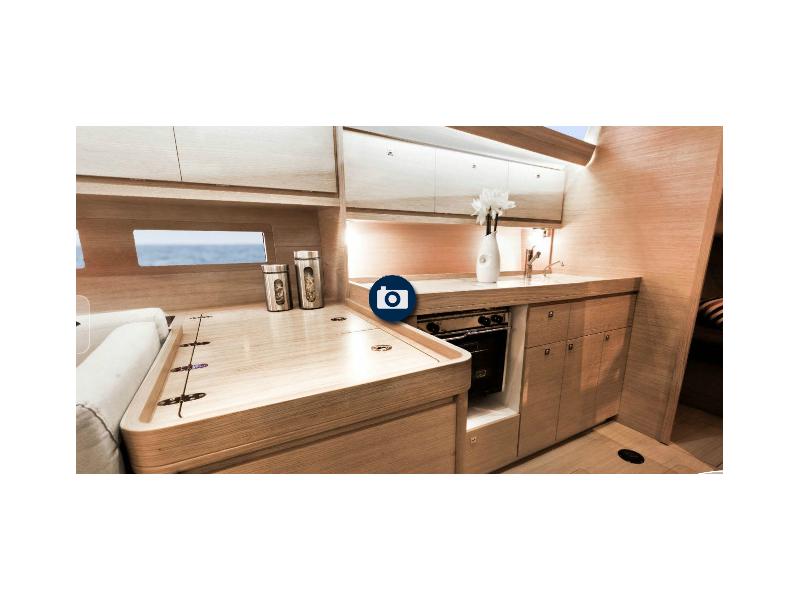 Dufour yachts dufour 410 grand large nuova in vendita for Cerco cucina nuova occasione