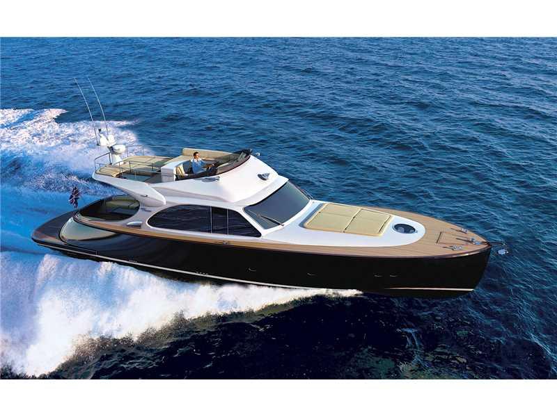 Seven seas yachts legend 54 usato del 2012 in vendita for Motor yacht seven seas