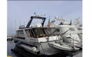 Cantieri Navali Di Pisa - PEGASUS 22