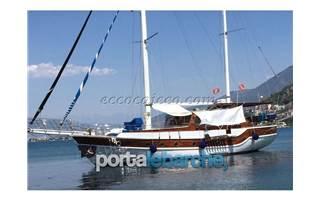 Istanbul Shipyard - Caicco ECO 225