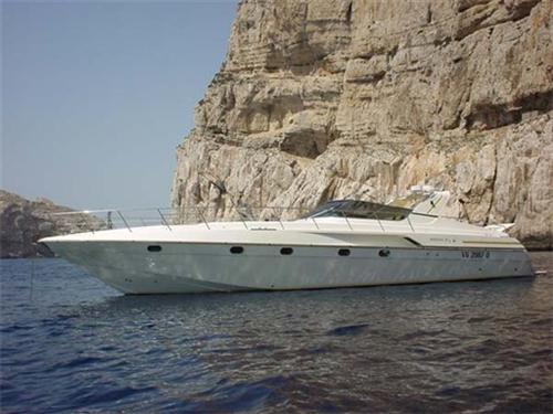 AB Yachts - Follia 55